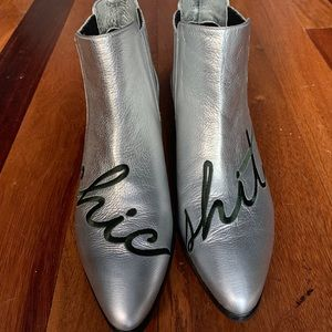 Modern Vice chic shit booties